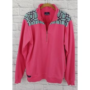 Simply Southern 1/4-Zip Sweatshirt, Size Medium